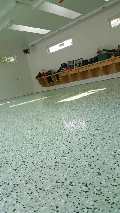 Garage Floor Epoxy Detroit Epoxy Detroit Mi Garage