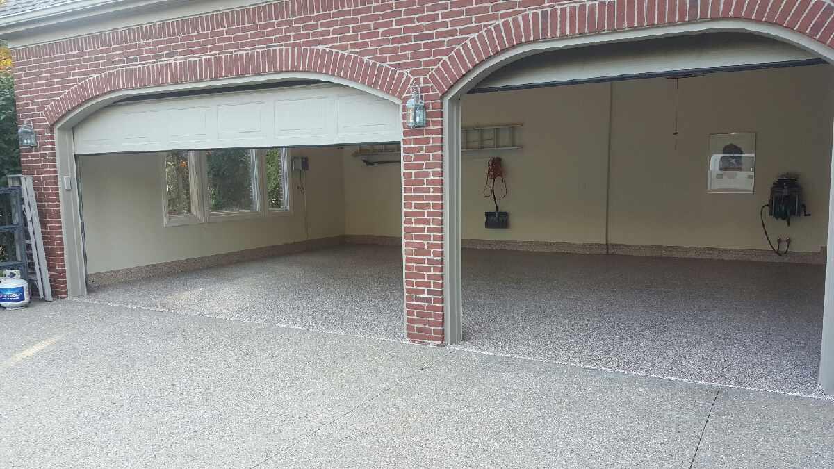 Garage Floor Epoxy Detroit Epoxy Detroit Mi Garage